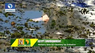 Egyptian Youths Move To Clean Up River Nile |Network Africa|