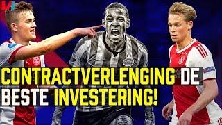 VI Legt Uit: Succesformule Eredivisie | De Ligt en De Jong in Het Spoor van Memphis