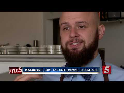 Donelson's 1st Craft Coffee Shop, Juice Bar Opens