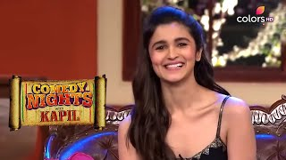 Alia Bhatt Special | Alia Shares The Most Interesting Stories | Comedy Nights with Kapil
