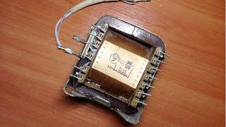 Трансформатор. Вода. Неэлектромагнитная индукция.