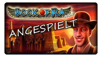 BOOK OF RA DELUXE || Angespielt | Deutsch | German