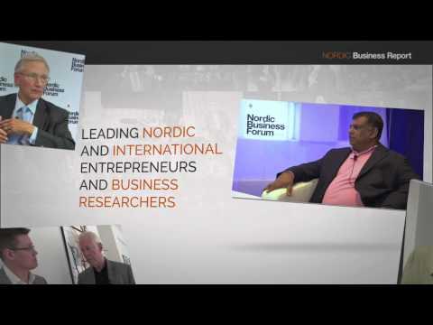 Nordic Business Report is now online! [TV Spot]