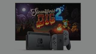 SteamWorld Dig 2 Nintendo Switch Announcement Trailer