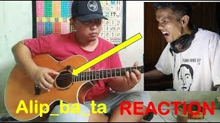 "Gambar cover Black Or White - Michael Jackson (fingerstyle cover) - ""REACTION"""