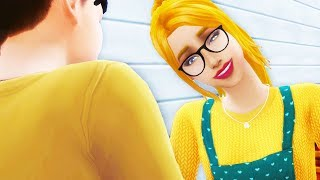 KPOP BOYFRIEND??? // The Sims 4: Not So Berry ~ Rose #21