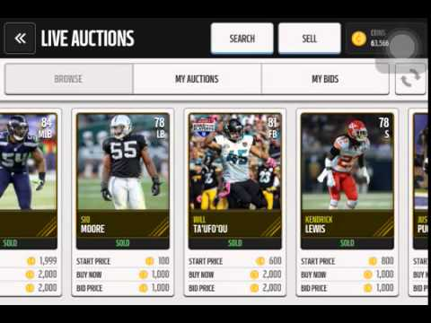 how to get money on madden mobile