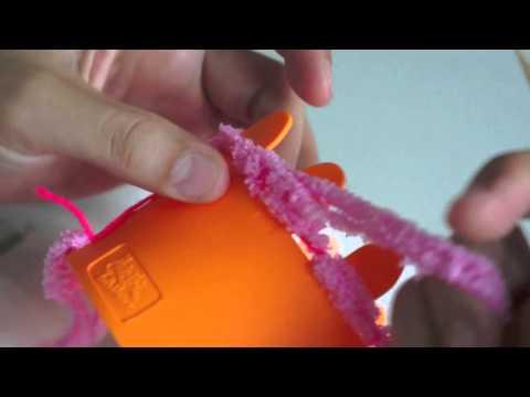 magic knit ถักเป็นแผ่น