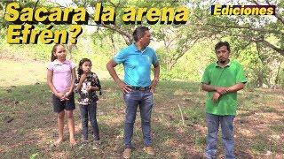 Niña Ruth #4 Efren ¿Cuando sacara la arena para construir la casa? - Ediciones Mendoza