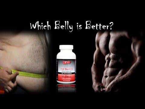 Fat Burner Explained   Ron Williams   Iron Chest Master   6-Week-Challenge