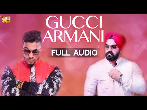Raftaar | Gucci Armani | Simanjeet Singh | New Punjabi Song 2017