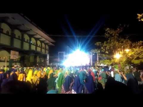 Malam Inagurasi PBAK IAIN  PEKALONGAN 2017 by shofy