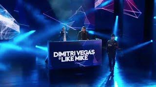 Скачать Dimitri Vegas Like Mike Higher Place Ft Ne Yo Live At Sports Illustrated 2016