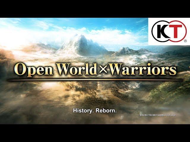 Dynasty Warriors 9 (видео)