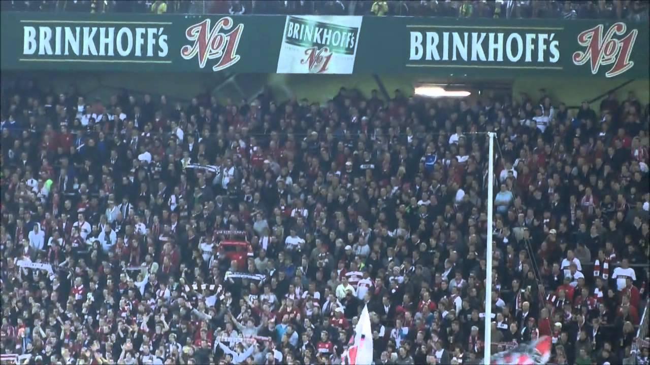 BVB - Stuttgart 4-4 Stimmung Fans Borussia Dortmund - VfB Stuttgart 30.03.2012