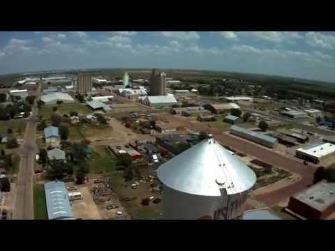 Plainview Texas, by drone