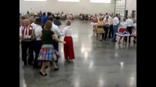 Square Dance at the 2012 Missouri State Fair - Sedalia, Missouri .mp4