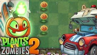 Plants vs. Zombies™ 2 - PopCap Pinata Party Today 45 Jack O' Lantern