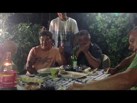 CALABRESI : Partita a morra live in Calabria