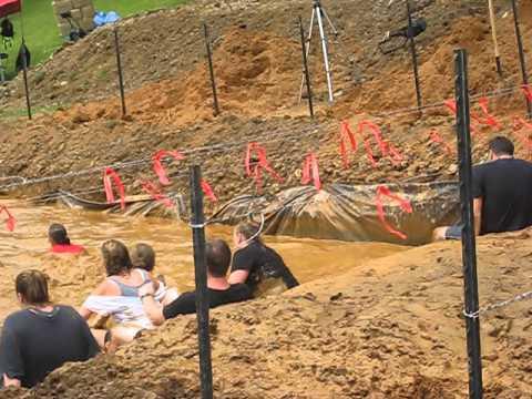 Warrior Dash 2012 Mountain City, GA_Muddy Mayhem.AVI