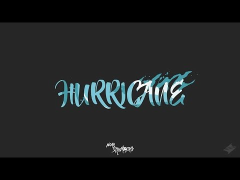 Noah Stromberg - Hurricane (ft. Storyboards) [SS Release] || Lyrics Music Video