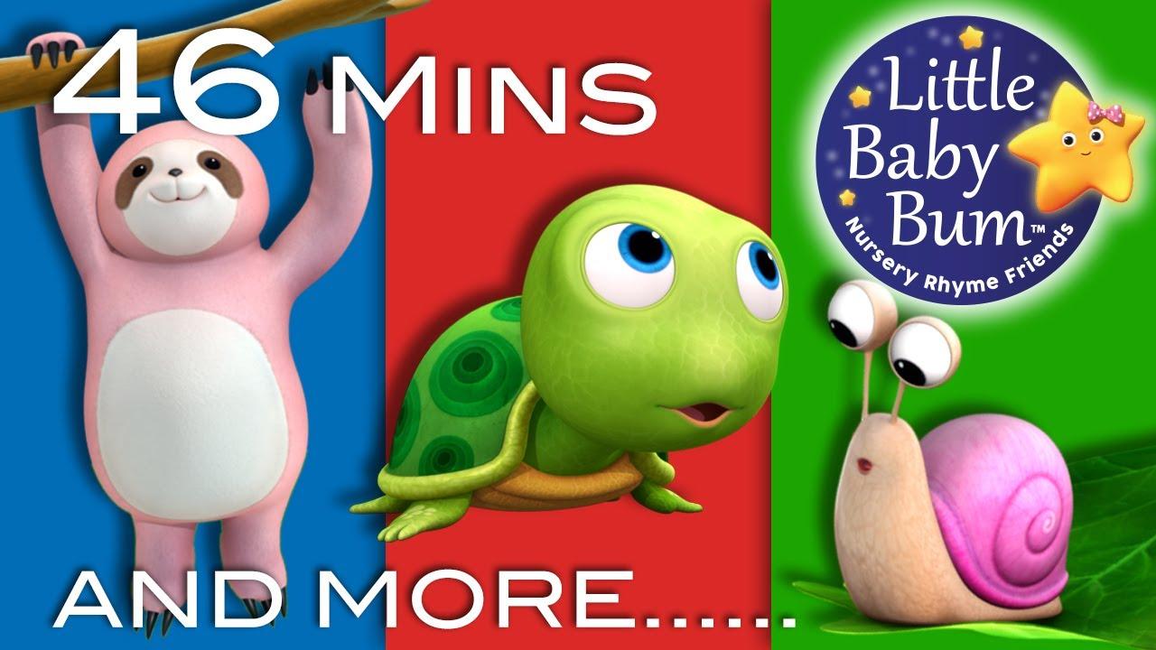 Things That Go Slow   Plus Lots More Nursery Rhymes   46 ...