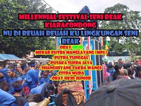 Millennial Festival Seni Reak Kiaracondong FULL