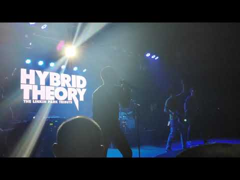Hybrid Theory ( LINKIN PARK TRIBUTE BAND) BURN IT TO THE GROUND