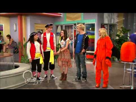 Austin & Ally   Eliana plays Little Trish