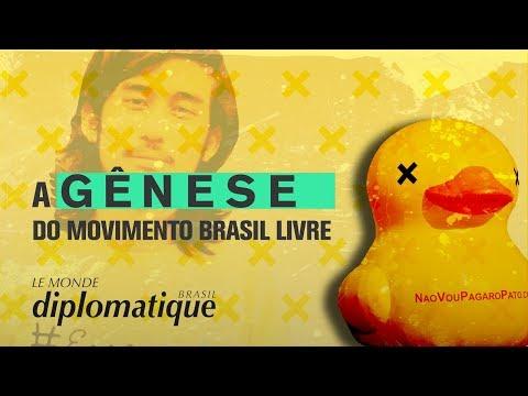 A gênese do Movimento Brasil Livre