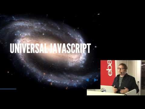 Relaunching mobile.de with Node.js and ES6 – 29th eBay Tech Talk