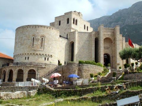 Kruja - Krujë - Albania - Shqipëria - Muzeum Skanderbega
