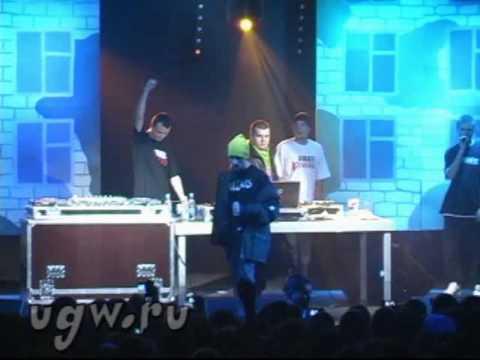 GoodHash feat. Guf live @ MILK 13-12-2009
