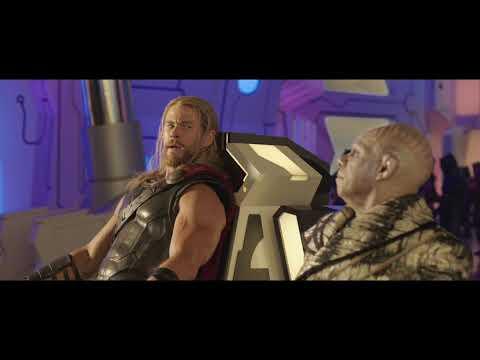Marvel Studios' Thor: Ragnarok -- Thor Meets The Grandmaster (Bonus Extended Scene)