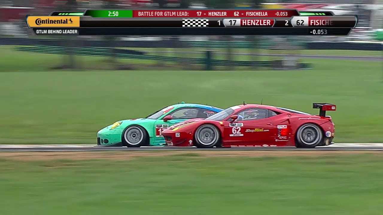IMSA Throwback: 2014 VIR Oak Tree Grand Prix Battle to the Checkered - Motor Informed