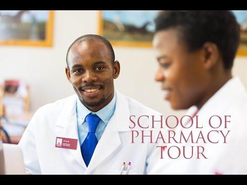 University of Charleston School of Pharmacy Tour