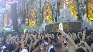 Ummet Ozcan - Raise your hands up live at EDC Orl