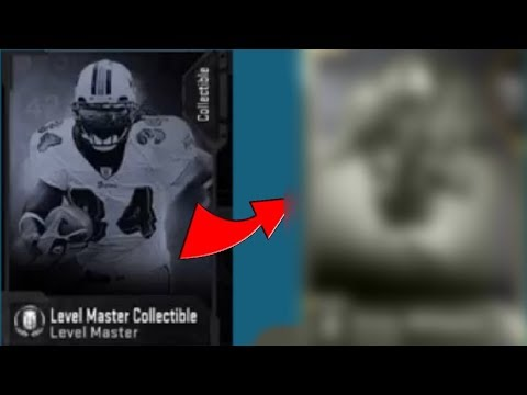 69903cc750b Madden 19 - How to use the Level Master Collectible