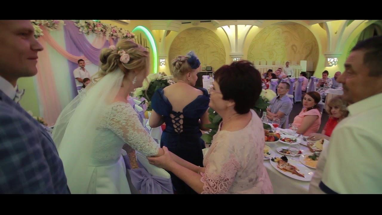 поздравление от матери невесты на свадьбе на ютубе море