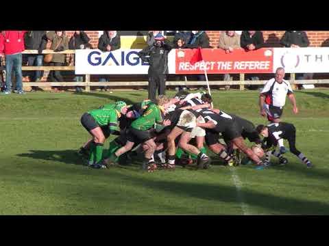 Devizes U15's Rugby v North Dorset 07 Jan 18