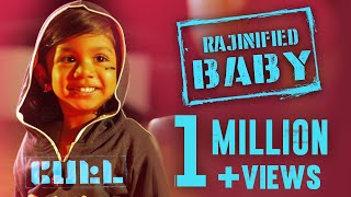 Rajinified Baby | Petta | Super Star Rajinikanth | Sun Pictures | Petta Paraak | Samishkha Devi Shri