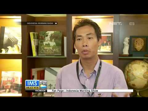 Periplus Bookstore on Indonesia Morning Show, NET. TV (17 Mei 2016)