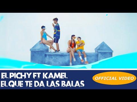EL PICHY Ft. EL KAMEL - EL QUE TE DA LAS BALAS - (OFFICIAL VIDEO) REGGAETON 2018 / CUBATON 2018