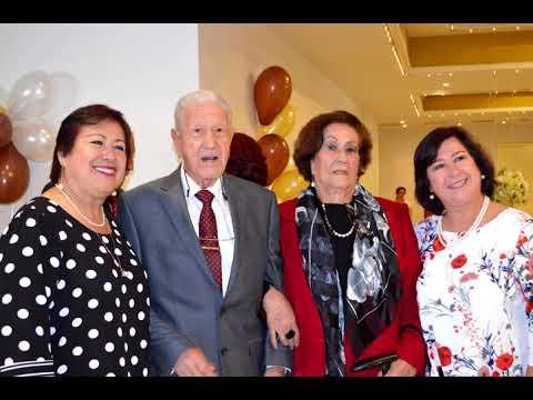 Cumpleaños 90 de mi Papá Hernán Durán Molina (30-Sep-2017)