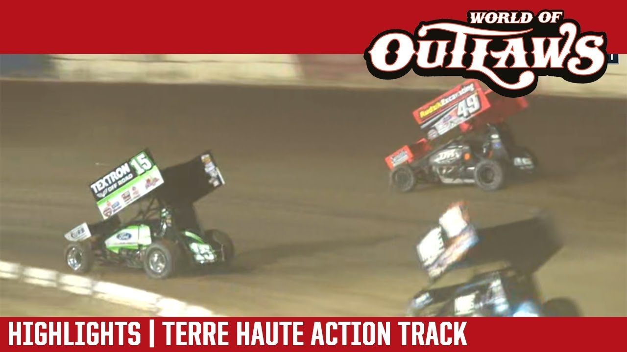 world-of-outlaws-craftsman-sprint-cars-terre-haute-action-track-october-13-2018-highlights