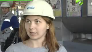 Будущие газовики и нефтяники побывали на Вынгапуровском ГП