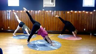 10 Minute Basic Yoga Class