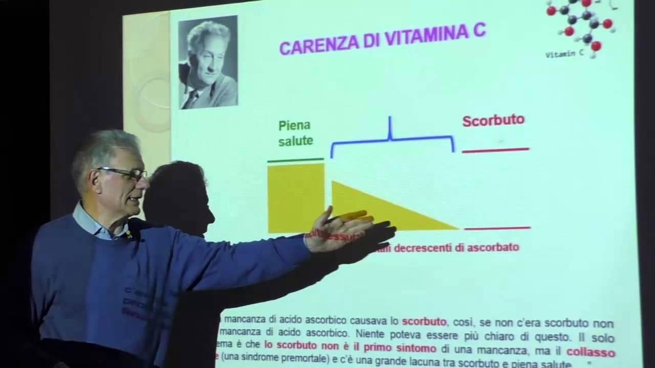 Vitamina C e Cancro: Come curarsi con la Vitamina C riducendo lo Stress Ossidativo