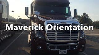 Video #1 Maverick Orientation, Trucker Jim's Truckin Journey, Season 2 Begins... download MP3, 3GP, MP4, WEBM, AVI, FLV Juli 2018