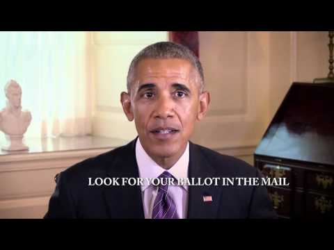 President Barack Obama Endorses Governor Kate Brown
